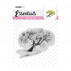 Studio Light - Essentials - Cling Stamps - CLINGSL07
