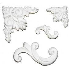 Sculpture Applique Set - Melissa Frances