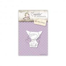 Baby Diaper - Magnolia