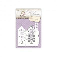 Dutch Brick House 3D - Magnolia