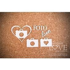 Love Foto - Laserowe LOVE
