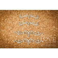 Ornaments - Simple Wedding - Laserowe LOVE