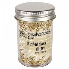 Fran-táge - Crushed Glass Glitter - Champagne