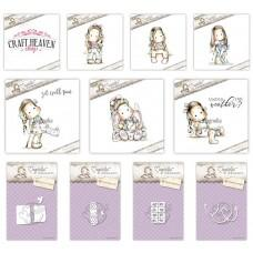Get Well - Complete Collection - Stamps and Dies (16 products) - Magnolia
