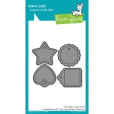 Lawn Cuts - Tiny Tags - Lawn Fawn