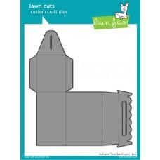 Lawn Cuts - Scalloped Treat Box - Lawn Fawn
