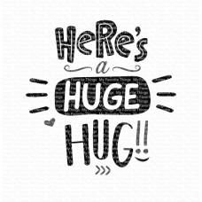 Here's a Huge Hug - My Favorite Things