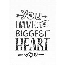 You Have the Biggest Heart - My Favorite Things
