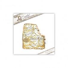 Ocean Map - Magnolia