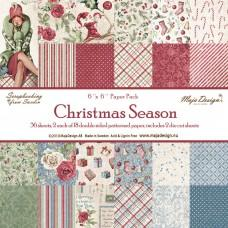 Maja Design - Christmas Season - 6x6 Paper Pad
