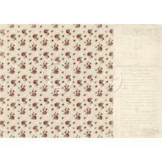 Paper - Valentine's Roses 12x12 - To My Valentine