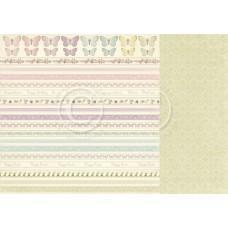 Paper - Borders 12x12 - Easter Greetings