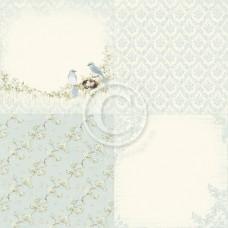 Paper - Nesting Birds 6x6 - The Songbird's Secret
