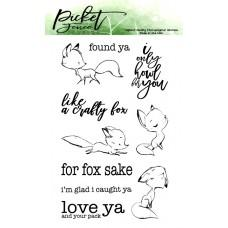 Like A Crafty Fox - Picket Fence Studios