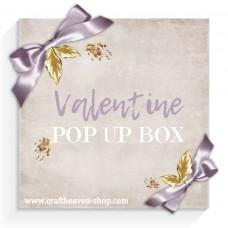 *Preorder* Pop Up Box Valentine 2019 - Magnolia