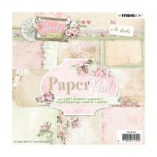 Studio Light - Lovely moments nr.123 - 15x15cm Paper Pad
