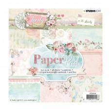 Studio Light - Lovely moments nr.124 - 15x15cm Paper Pad