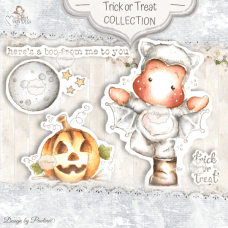 HOLIDAY POP UP - Trick or Treat - Magnolia