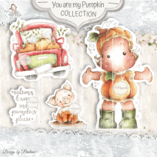 HOLIDAY POP UP - You are my Pumpkin - Magnolia