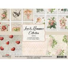 Reprint - Love & Romance - A4 Paper Pack