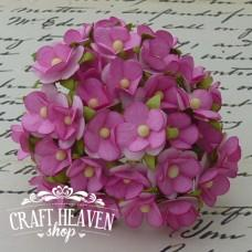 2-Tone Pink Sweetheart Blossoms - 15mm