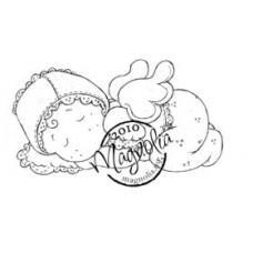 Sleeping Baby Tilda - Magnolia