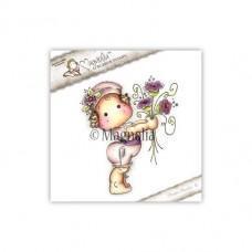 Tilda Bringing Flowers - Magnolia