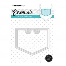 Embossing Die Cut Stencil - Essentials Nr.122 - Studio Light