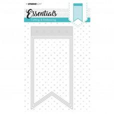 Embossing Die Cut Stencil - Essentials Nr.96 - Studio Light