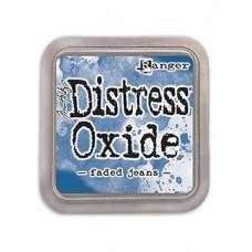 Tim Holtz Distress Oxide Ink Pad - Faded Jeans