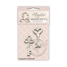 Vintage Keys - Magnolia