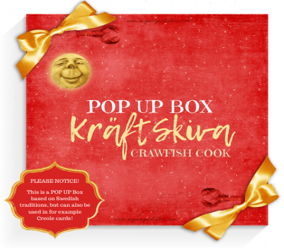 Crawfish Cook Pop Up Box