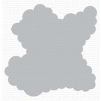 Plastična šablona - Rolling Clouds - My Favorite Things