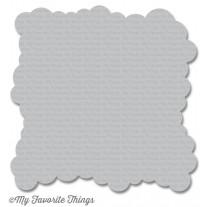 Plastična šablona - Mini Cloud Edges - My Favorite Things