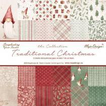 Maja Design - Traditional Christmas - Celotna 12x12 kolekcija