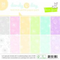 Blok Papirjev - Dandy Day Petite - 6x6 - Lawn Fawn