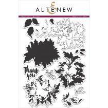 Set štampiljk - Majestic Bloom - Altenew
