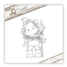 Štampiljka - Tilda With Broom - Magnolia