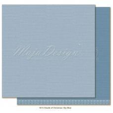 Papir - Monochromes - Shades of Christmas - Skyblue