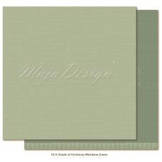 Papir - Monochromes - Shades of Christmas - Mistletoe green