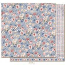 Papir - Roses - Denim & Girls