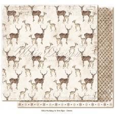 Papir - Deers - Holiday in the Alps