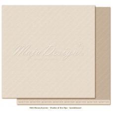 Papir - Monochromes - Shades of the Alps - Sandalwood