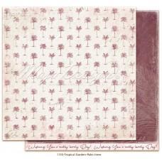 Papir - Palm trees - Tropical Garden