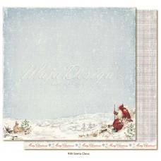 Papir - Santa Claus - Joyous Winterdays