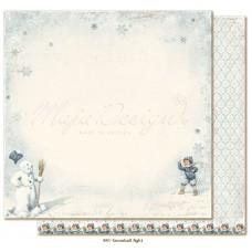 Papir - Snowball fight - Joyous Winterdays