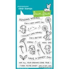 Set štampiljk - Dandy Day - Lawn Fawn