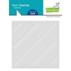 Plastične šablone - Plaid Stencils - Lawn Fawn