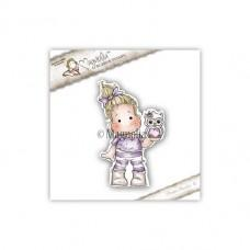 Štampiljka - Little Owl & Tilda - Magnolia