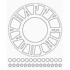 Kovinske šablone - Birthday Centerpieces Die-namics - My Favorite Things